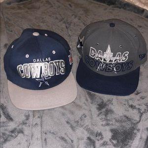 Bundle of Dallas Cowboys hats